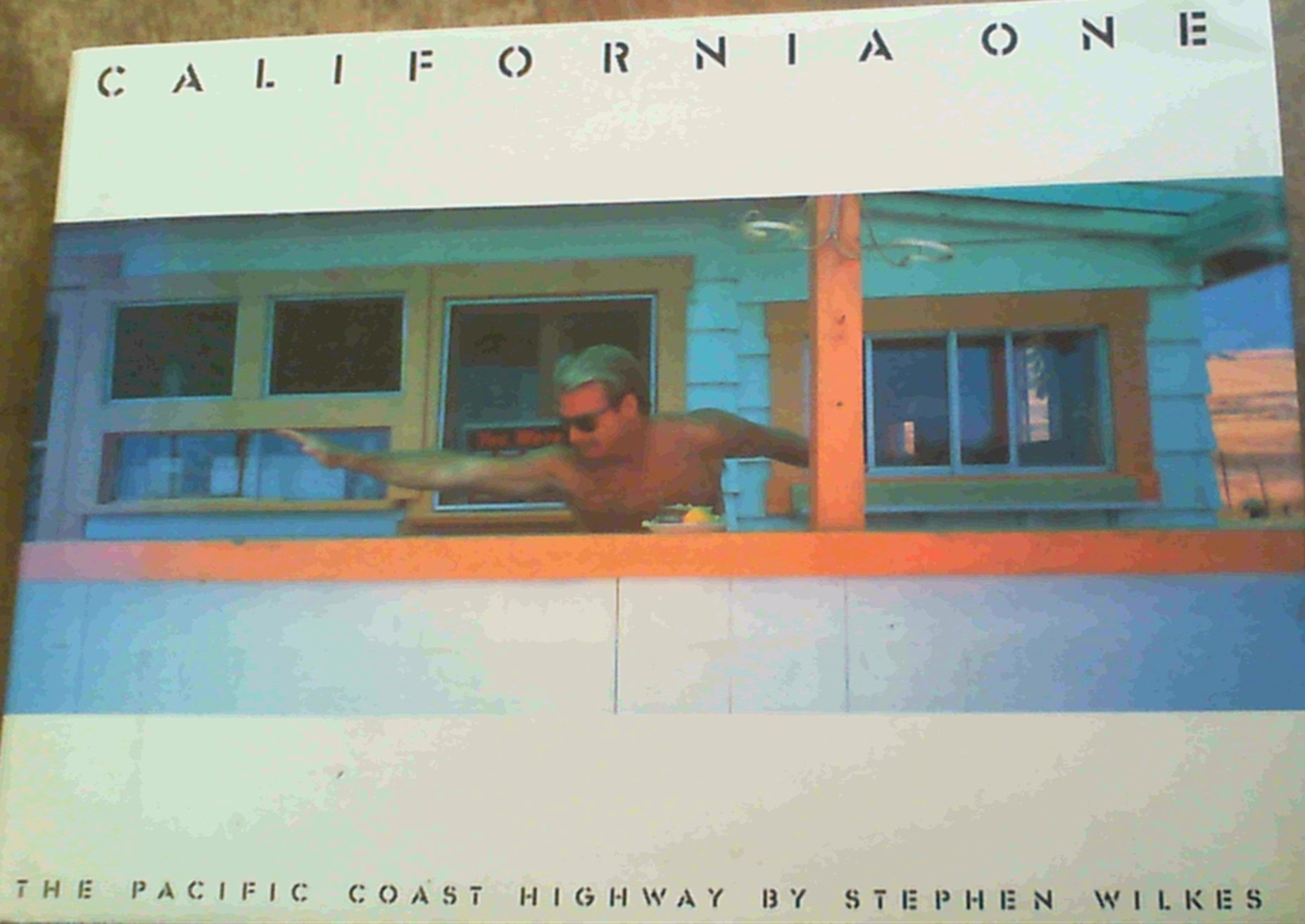 California One: The Pacific Coast Highway, Wilkes, Stephen