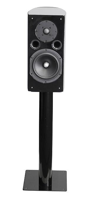 Advance Acoustic EL 200 Paire d'enceintes bibliothèque 2 voies Série Elysée Tweeter céramique 90 dB 8 Ohms Noir laqué