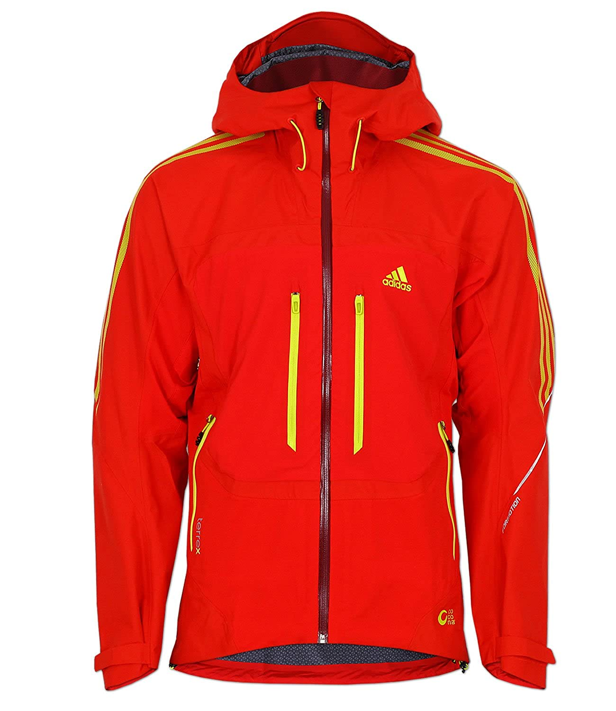 adidas Herren Outdoor Jacke mit Kapuze Terrex Skyclimb Jacket