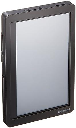 "Cowon - X9 - QS12096000590 - Baladeur - MP3 - Ecran tactil 4,3"" - Sortie TV - 16 Go Noir"