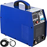 Mophorn 60 Amp Plasma Cutter 220V Plasma Cutting Machine 15mm Cutting Thickness Portable Plasma Welder IGBT Inverter Digital Plasma Welding Machine (Color: 60 AMP 220V)