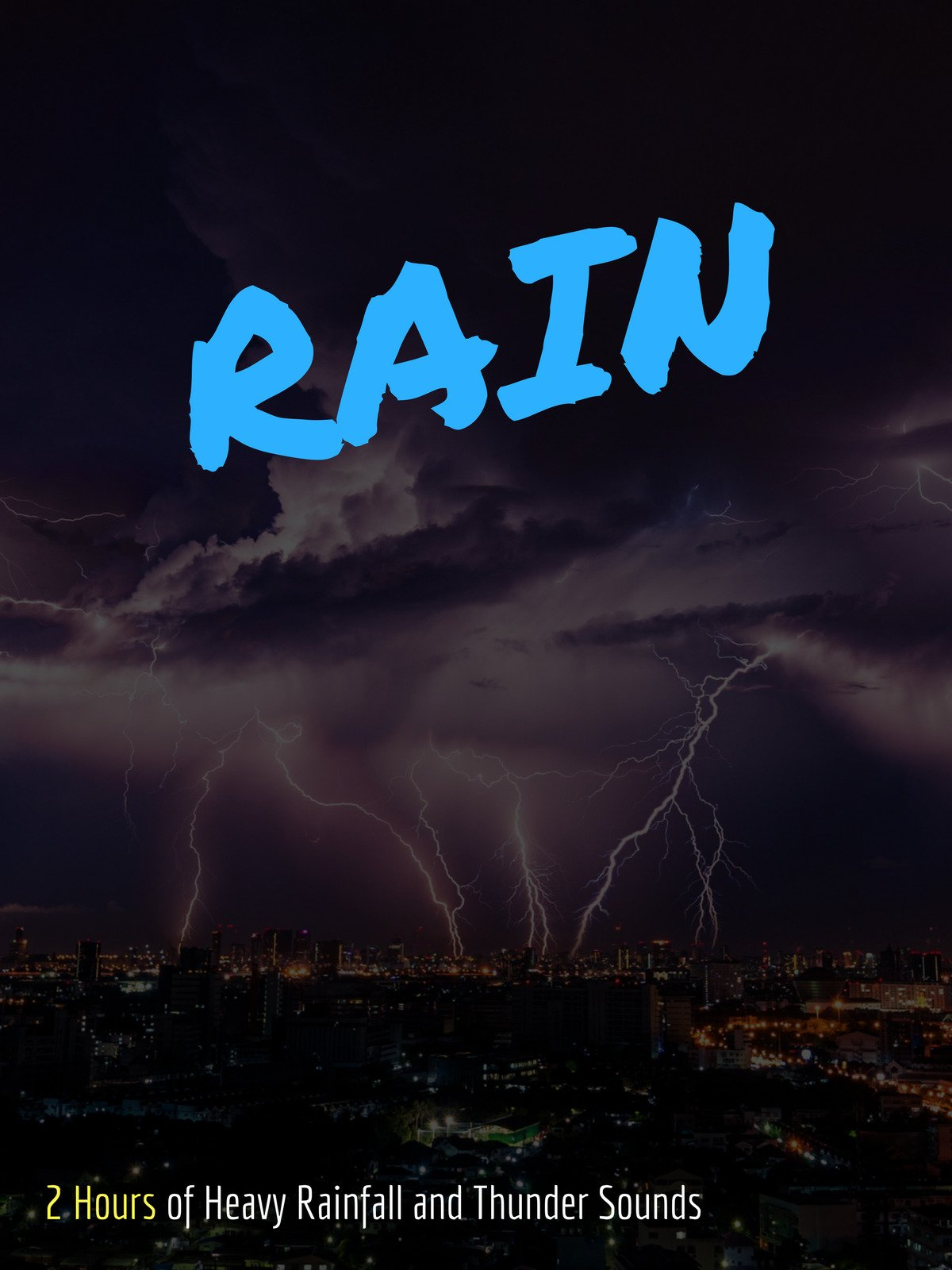 Rain on Amazon Prime Instant Video UK