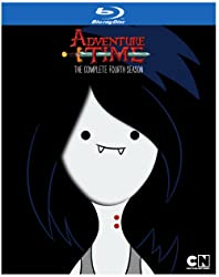 Adventure Time: The Complete Fourth Season on Blu-ray and DVD