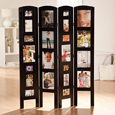 Finley Home Memories Photo Frame Room Divider