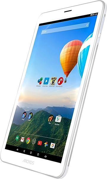 Archos 80C Xenon Tablet 3 G 16GB Double Dual SIM Blanc