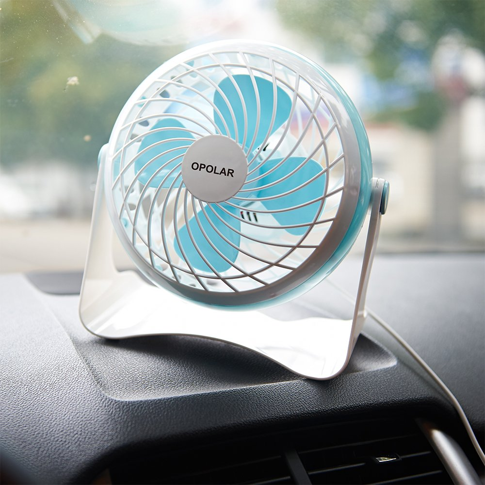 Opolar F60 6-Inch USB Table Fan