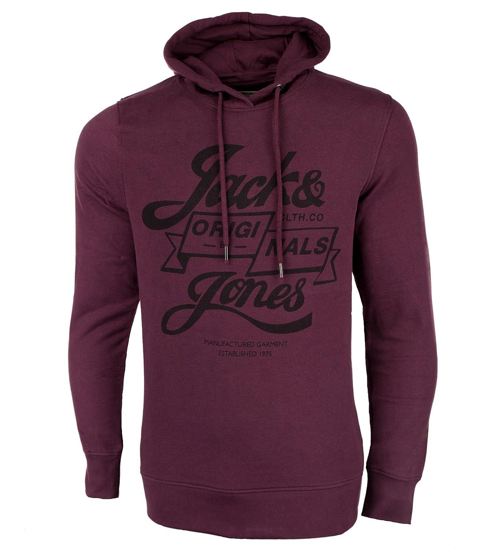 Jack & Jones Hoodie Herren FORMAT SWEAT Kapuzenpullover Gr. S-XXL in 3 Farben günstig bestellen