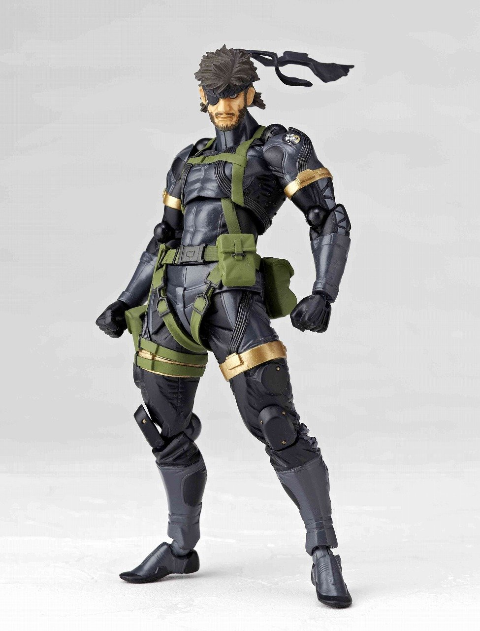 Revoltech Yamaguchi Metal Gear Solid Walker Snake