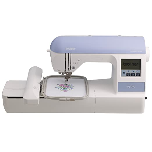 Brother PE770 5x7-inch Embroidery-Only Machine