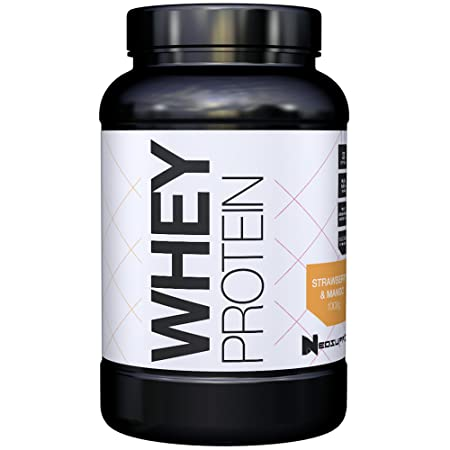Neosupps Whey Protein Strawberry und Mango, 1er Pack (1 x 1 kg)
