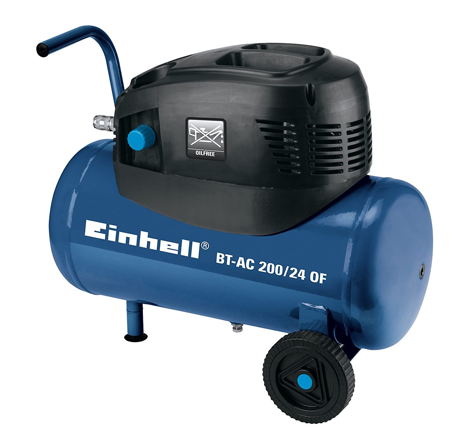 Einhell BT-AC 200/24 OF Kompressor