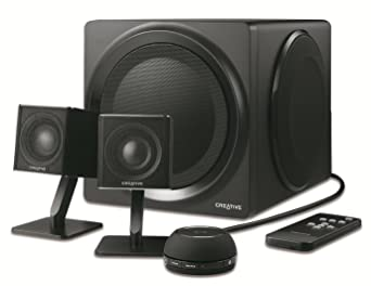 Creative T4 2.1-Ch. Wireless Speakers