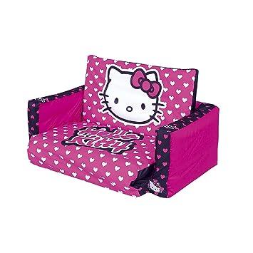 Letti Per Bambini Hello Kitty.Divano Letto Gonfiabile Hello Kitty Originale Formato Grande