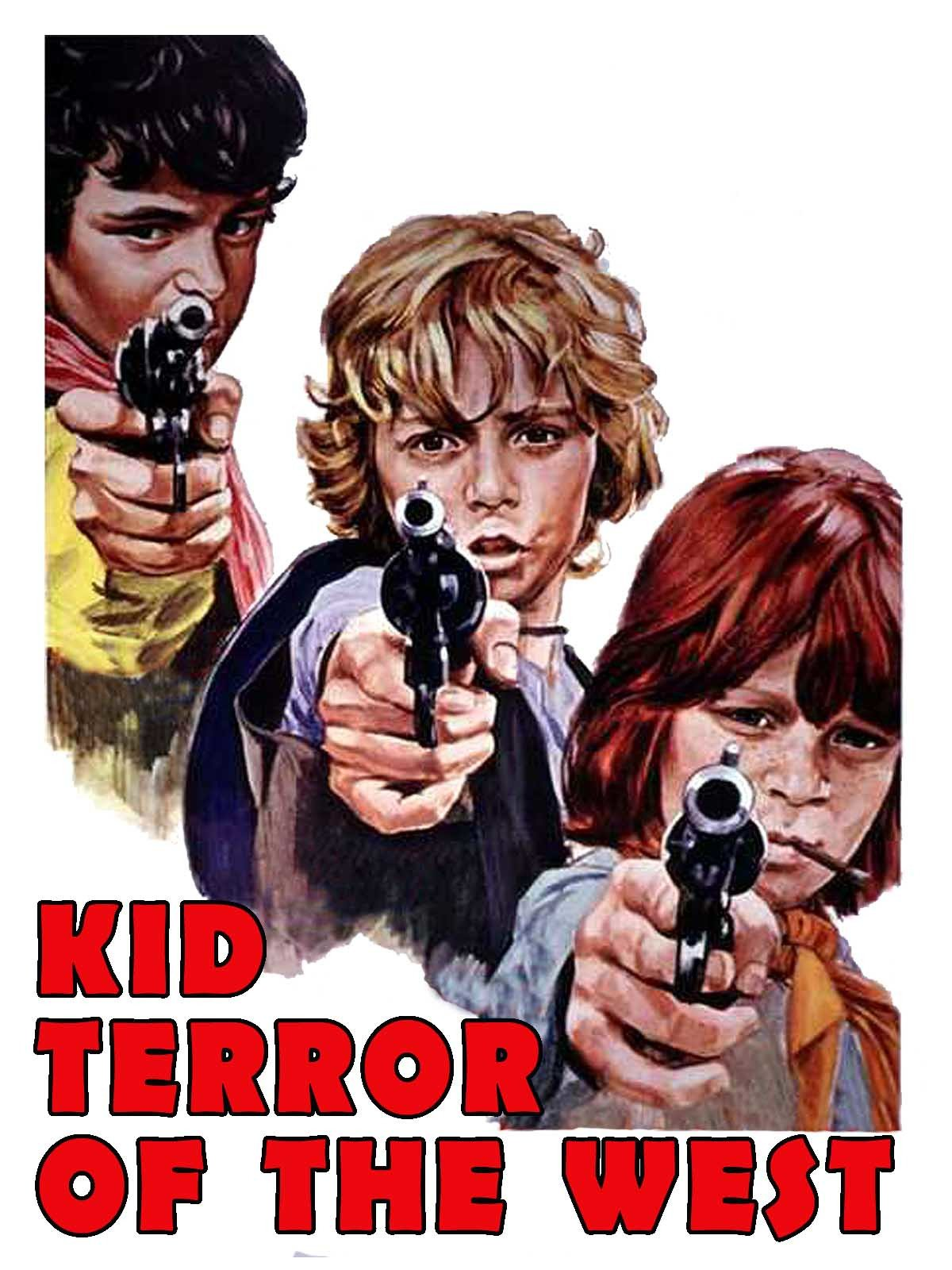 Kid Terror Of The West