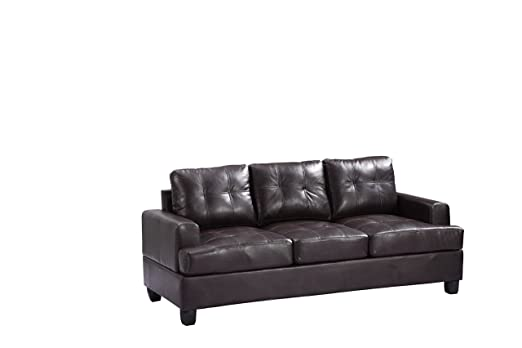 Glory Furniture G585A-S Living Room Sofa, Cappuccino