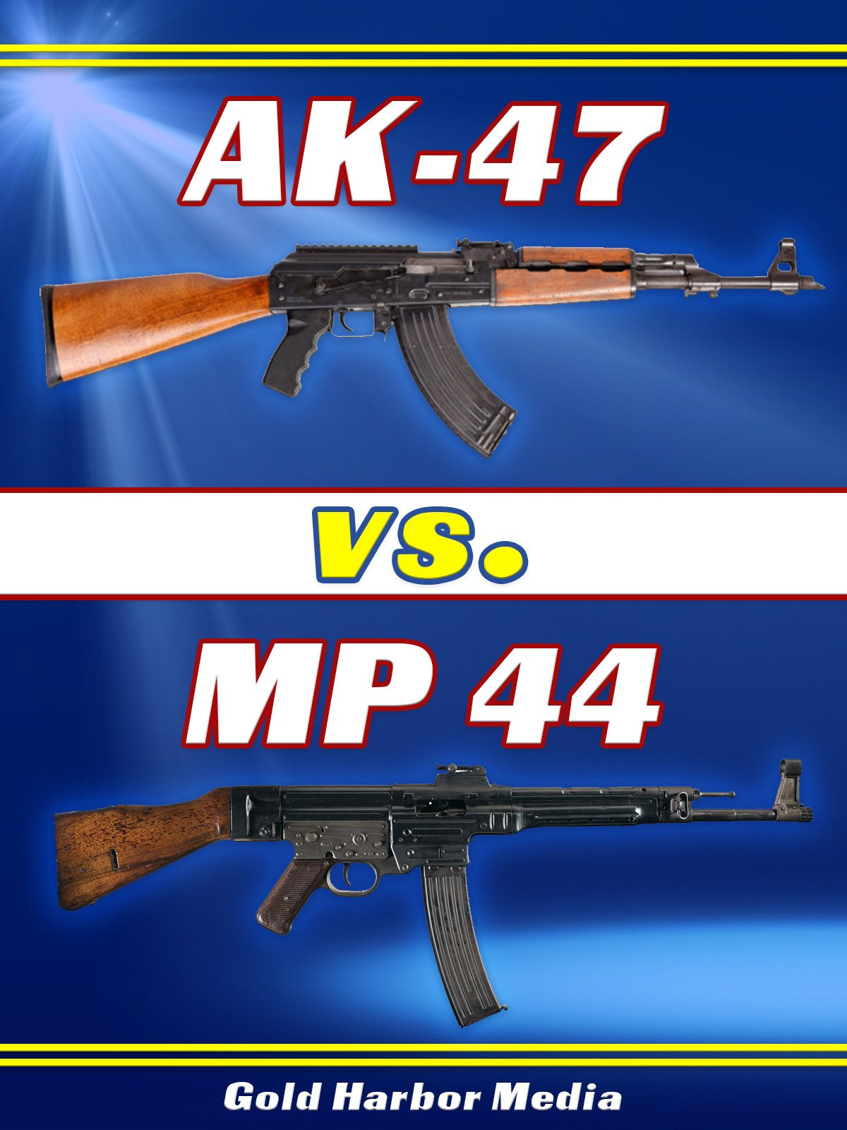 AK-47 vs. MP 44
