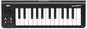 25鍵のMIDIキーボード