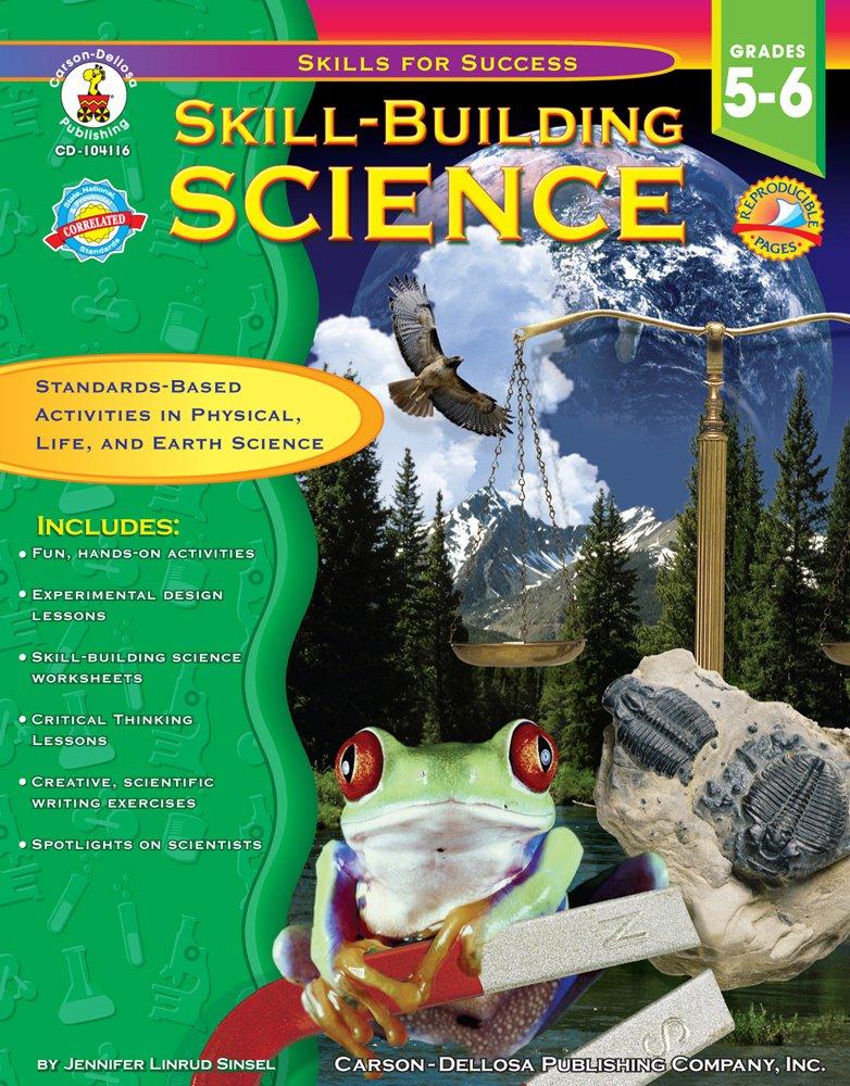Amazon.com: Skill-Building Science, Grades 5 - 6: Standards-Based ...
