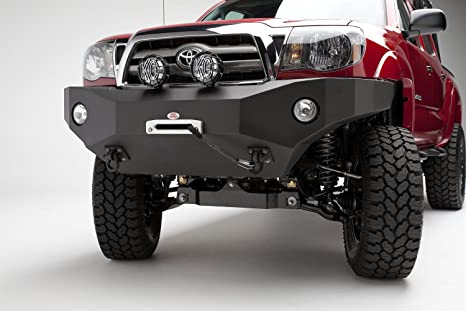 Toyota Tacoma Steel Front Bumper Steel Front Winch Bumper