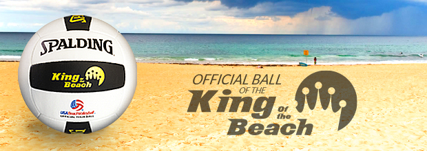 Spalding - Volleyball - King of the Beach