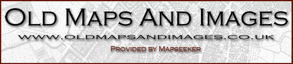 Mapseeker - Old Maps and Images