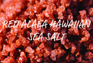 Red Alaea Hawaiian Sea Salt
