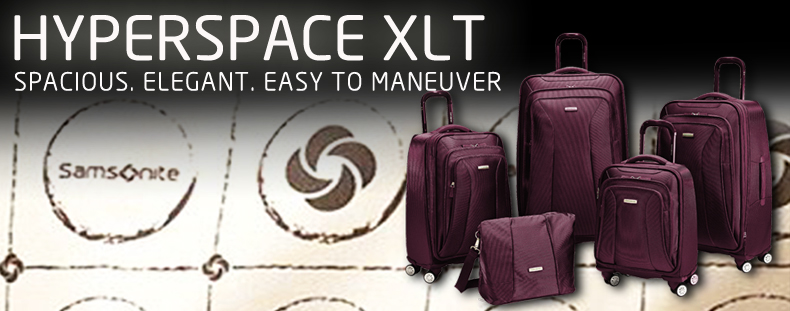 Hyperspace XLT - Serious. Elegant. Easy to Manuver.