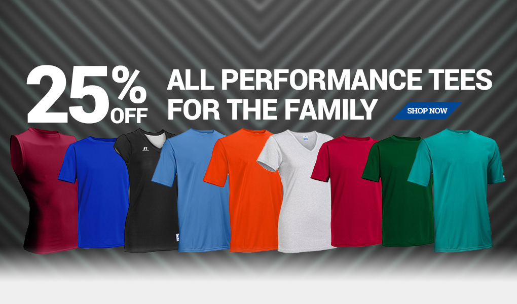Russell Athletic Core Performance Tee Sale