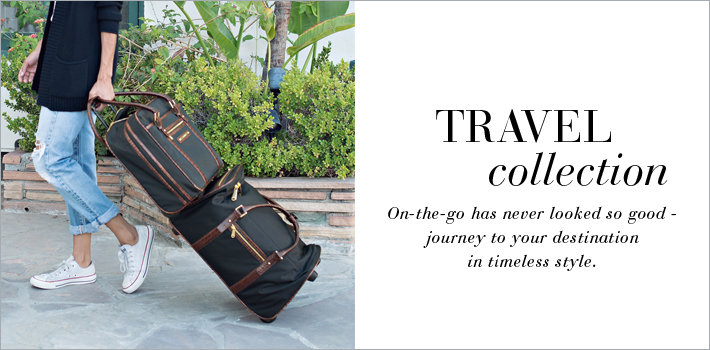 Brahmin Travel featuring Grasie Mercedes