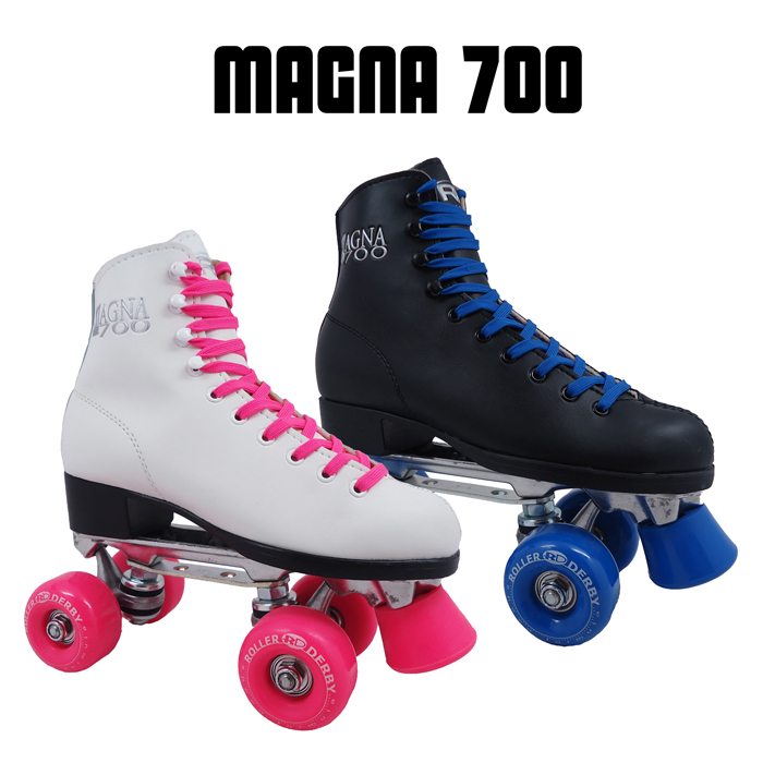 Magna 700 High Top Quad Roller Skates