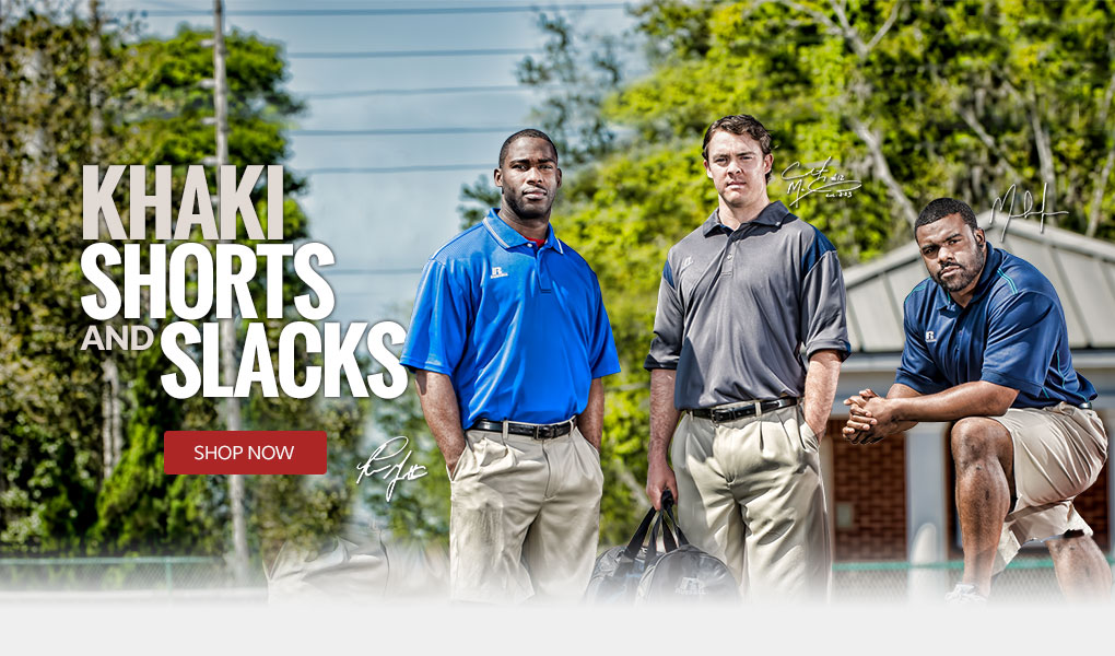 Russell Athletic Khakis