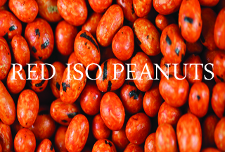 Red Iso Peanuts
