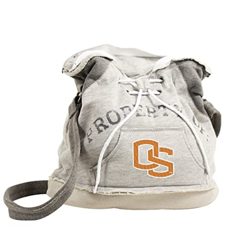 NCAA Oregon State University Hoodie Duffel (Grey)