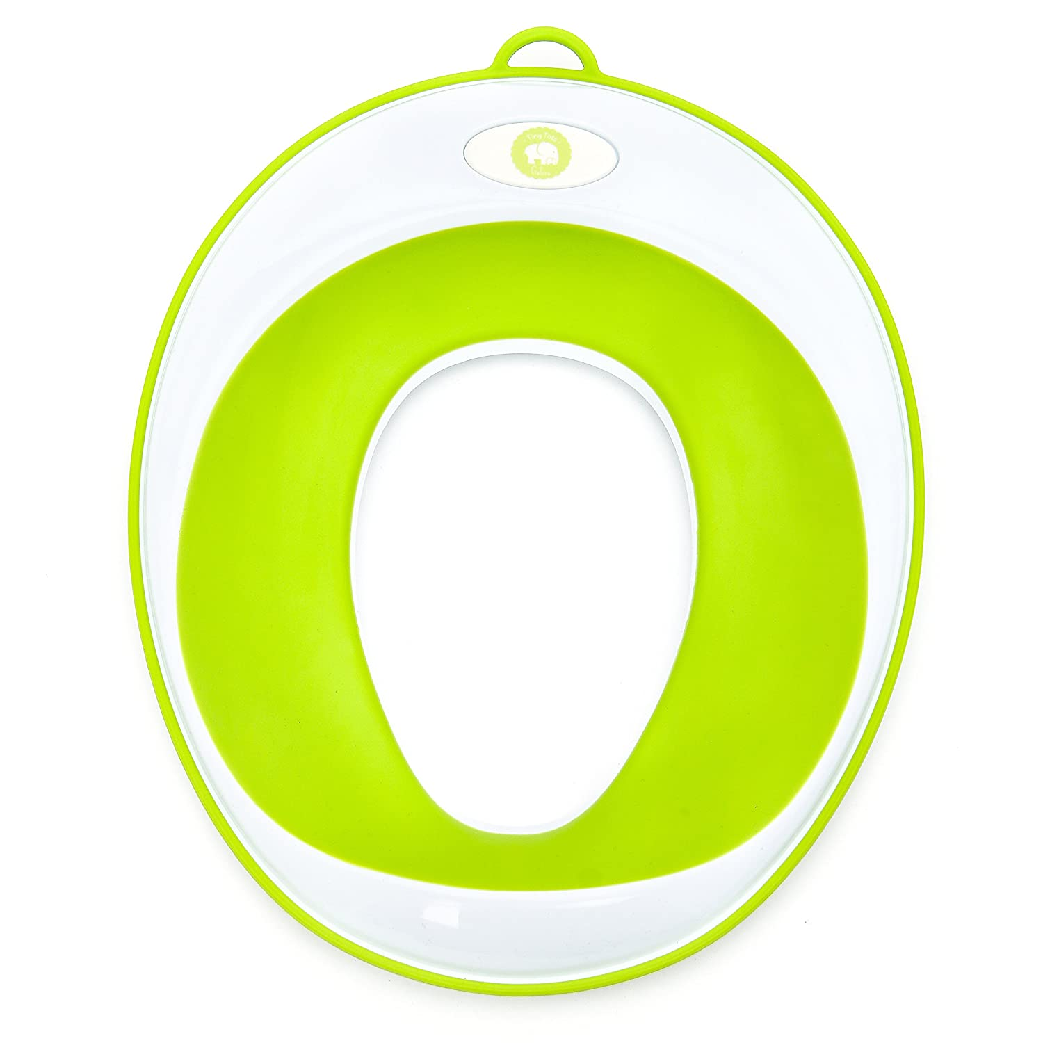 NEW Eco-Friendly Potty Training Seat with 100% No-Slip And Secure Ergonomic Design Fits 99% Of Adult Toilets