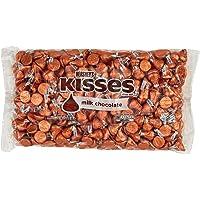 Kisses Milk Chocolates, 66oz. Bag (Orange)
