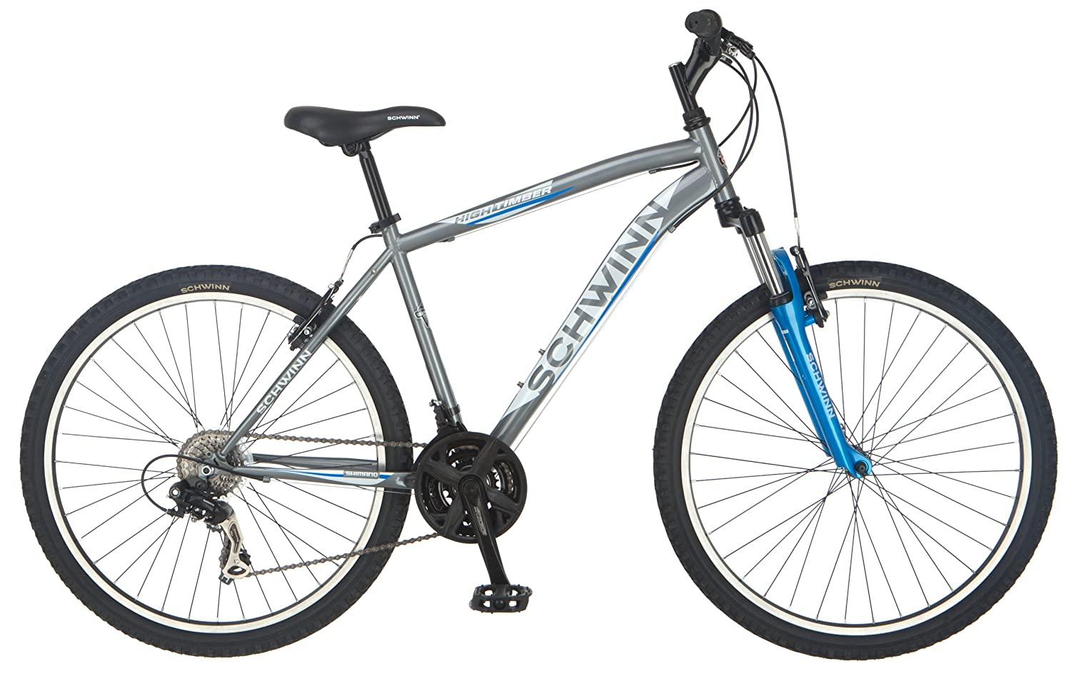 83498f8f528 Schwinn Men s High Timber Mountain Bike review 1