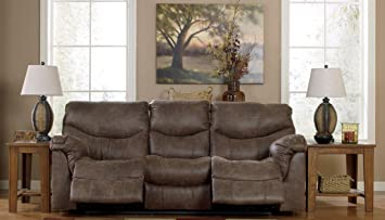 Alzena Reclining Sofa Power