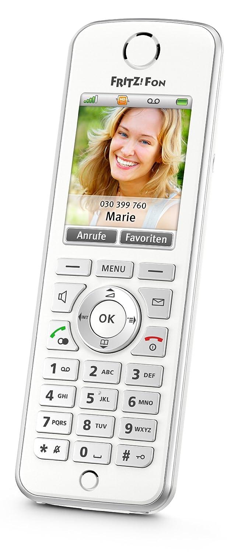 AVM FRITZ!Fon C4 Telefon (Farbdisplay,