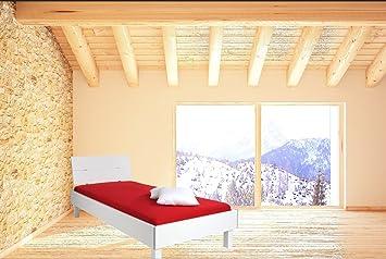 Juego de ropa de cama - Colour blanco - grano de madera - 90 x 200, 100 x 200, 140 x 200, 180 x 200, , blanco, 140 x 200