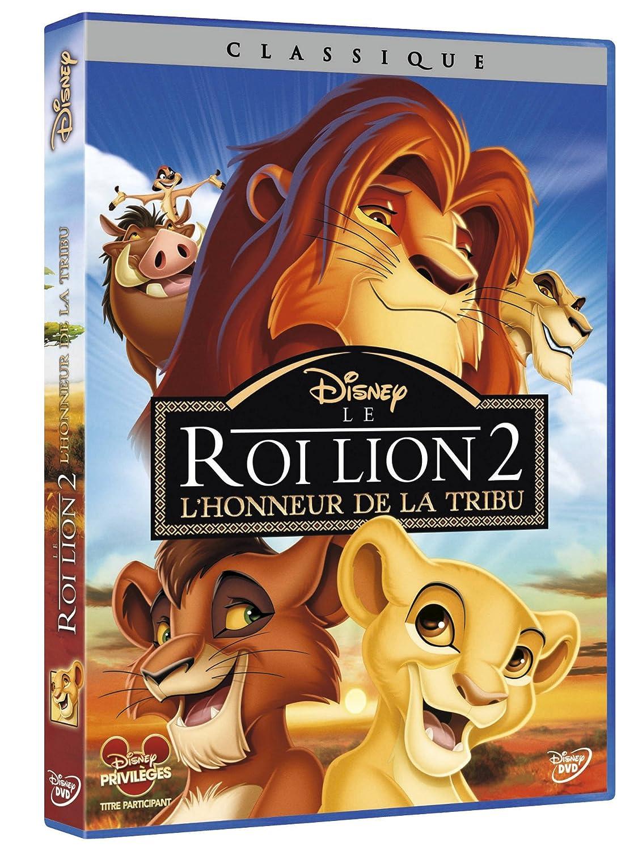 Le Roi lion 2 = Lion king II, Simba's pride (The) : Honneur de la tribu (L') / Darrell Rooney, Réal. | Rooney, Darrell. Monteur