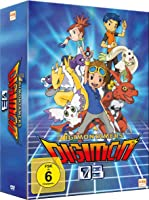 Digimon - Staffel 03, Vol. 01