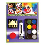 Adult Character Makeup Kit (Color: Multi-colored, Tamaño: One Size)