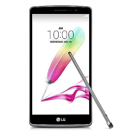 LG G4 Stylus Smartphone débloqué Argent (import Europe)