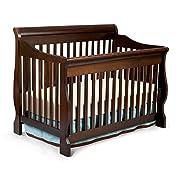 Delta Children Disney Mickey Icon 4 In 1 Convertible Crib
