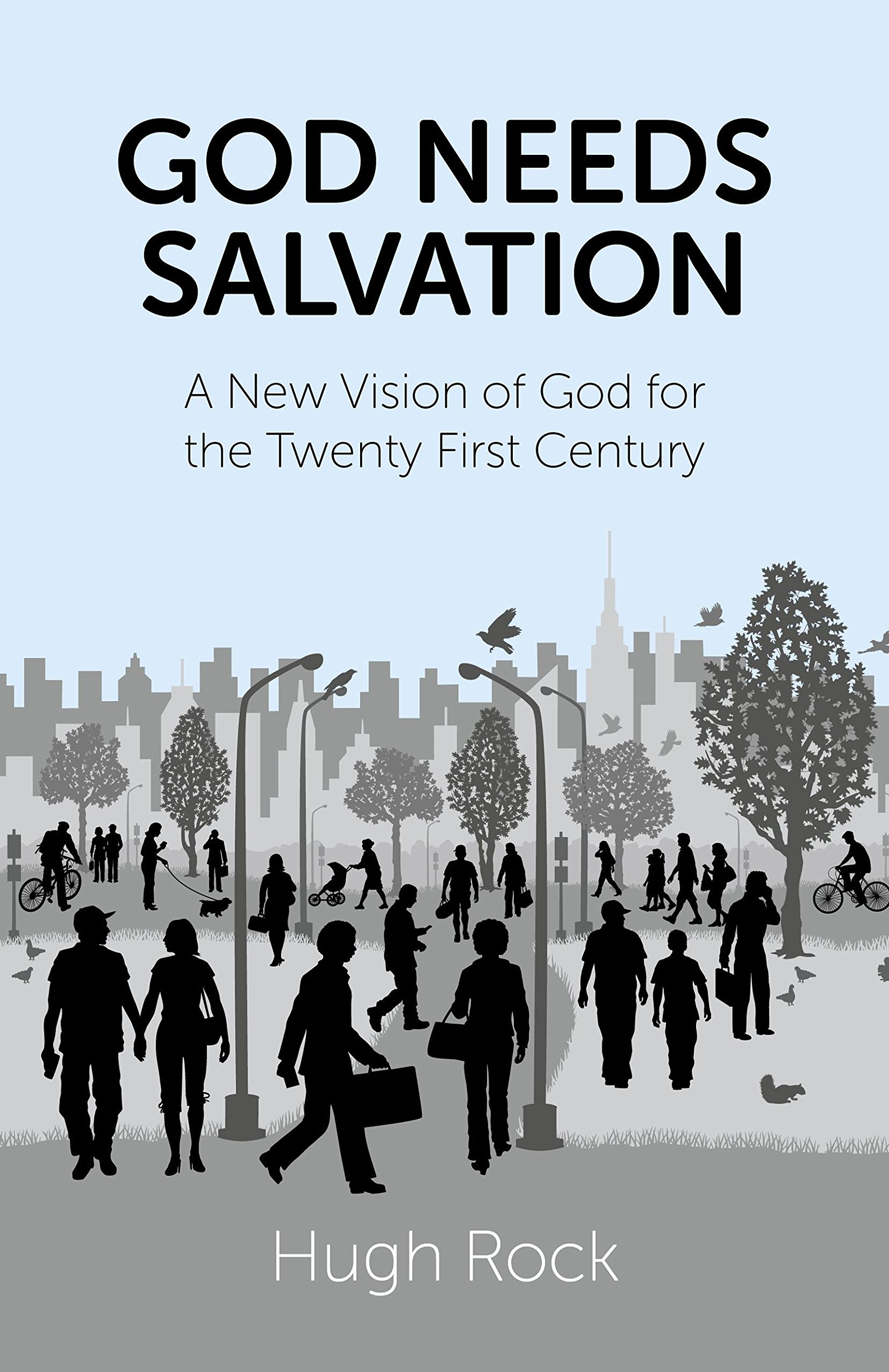 Book review: God Needs Salvation