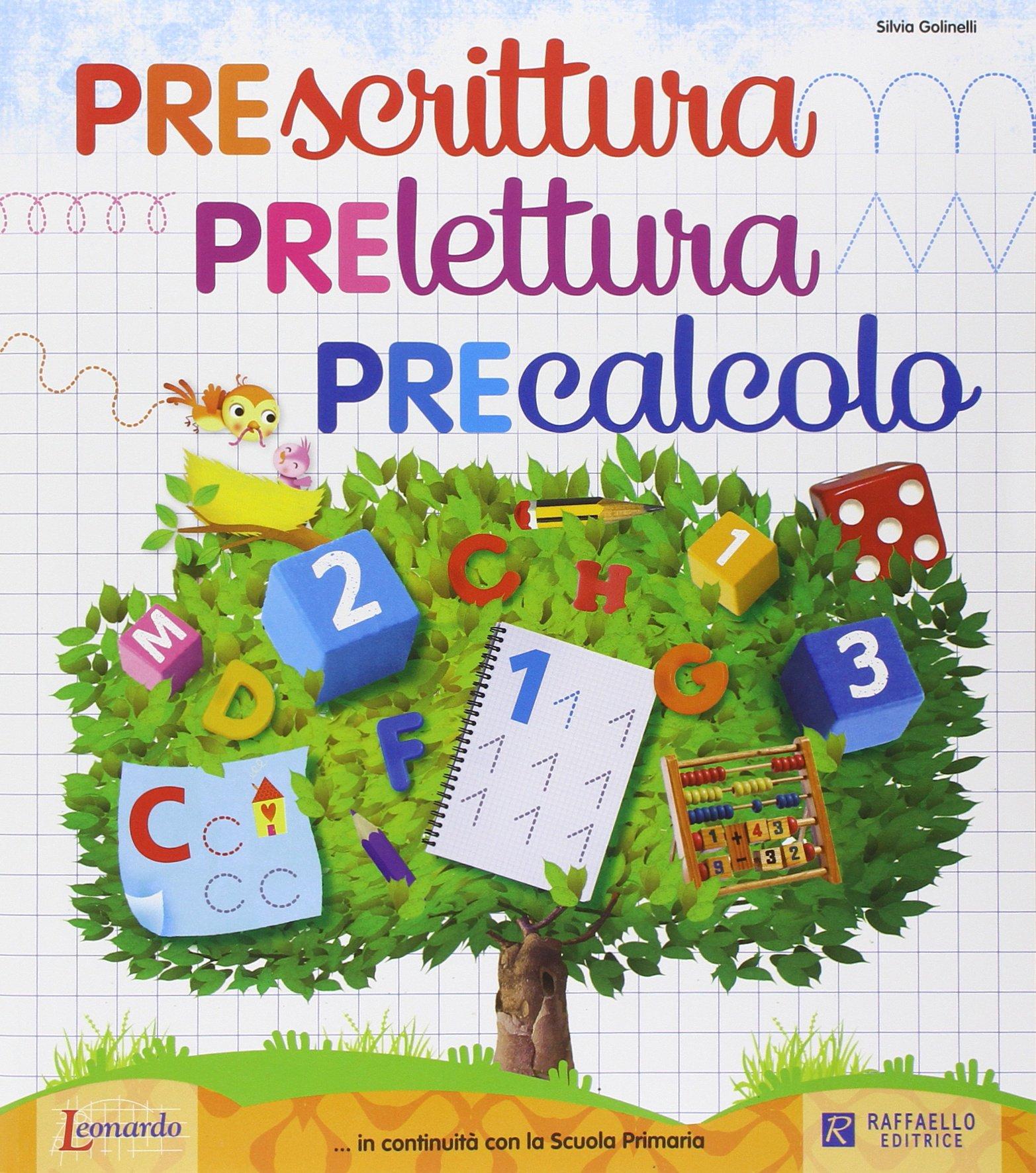 Precalcolo prelettura prescrittura per la scuola - Poesie primaverili per la scuola materna ...