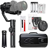Zhiyun Crane 2 3-Axis Handheld Gimbal Stabilizer for Camera (Get Free Servo Follow Focus) (Color: Crane 2, Tamaño: Crane 2)