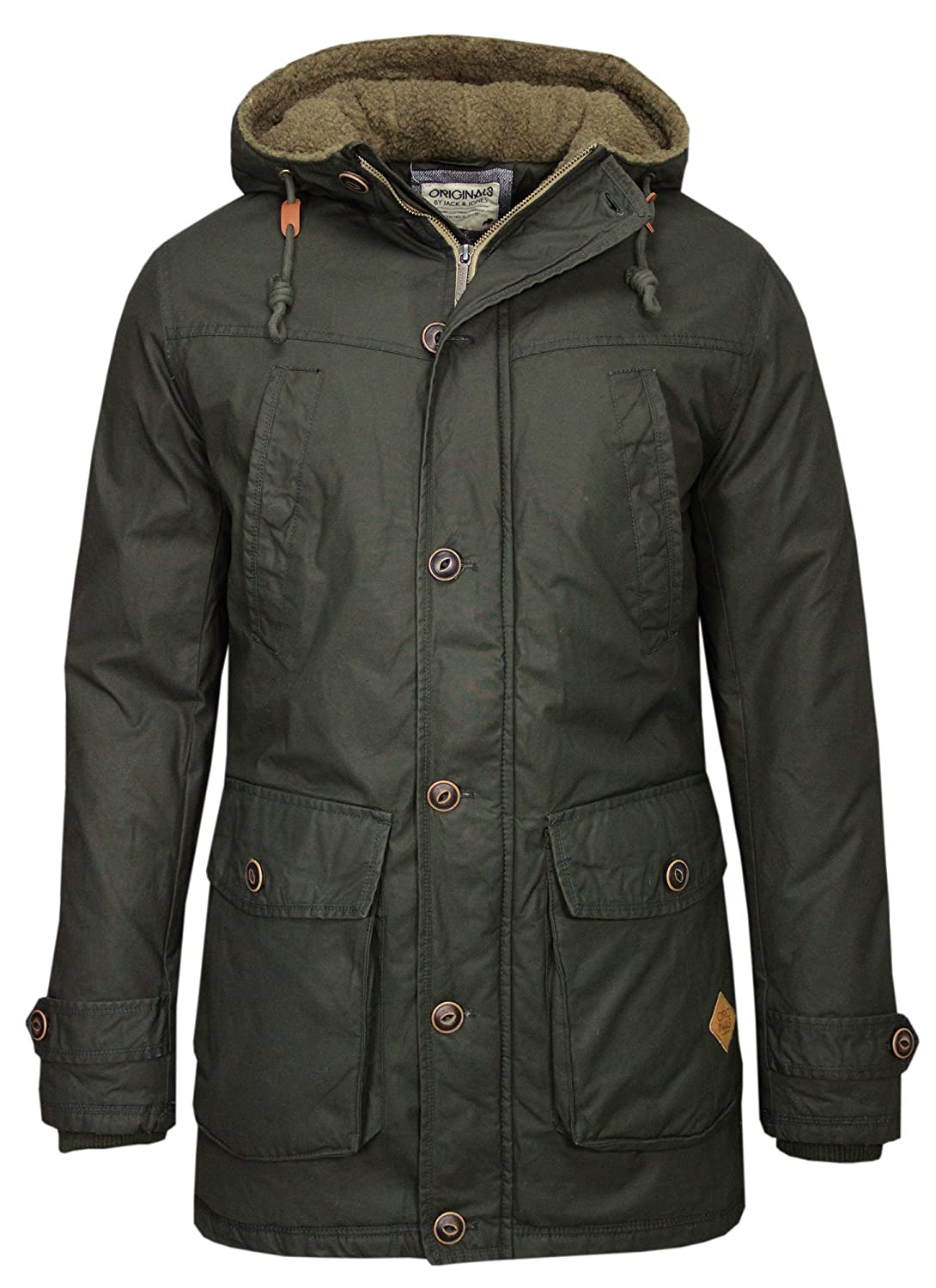 JACK & JONES JACKE COUNTRY PARKA bestellen