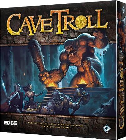 Asmodee - UBICAV01 - Cave Troll