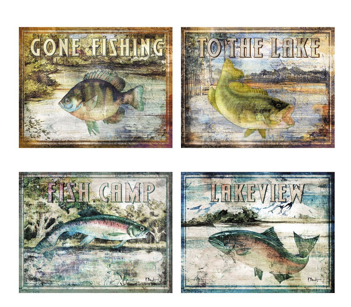 Fish camp sign images for Whitey s fish camp menu